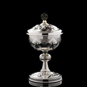 Pisside in argento art. 208