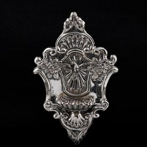 Silver Holy Water Stoups art. 854