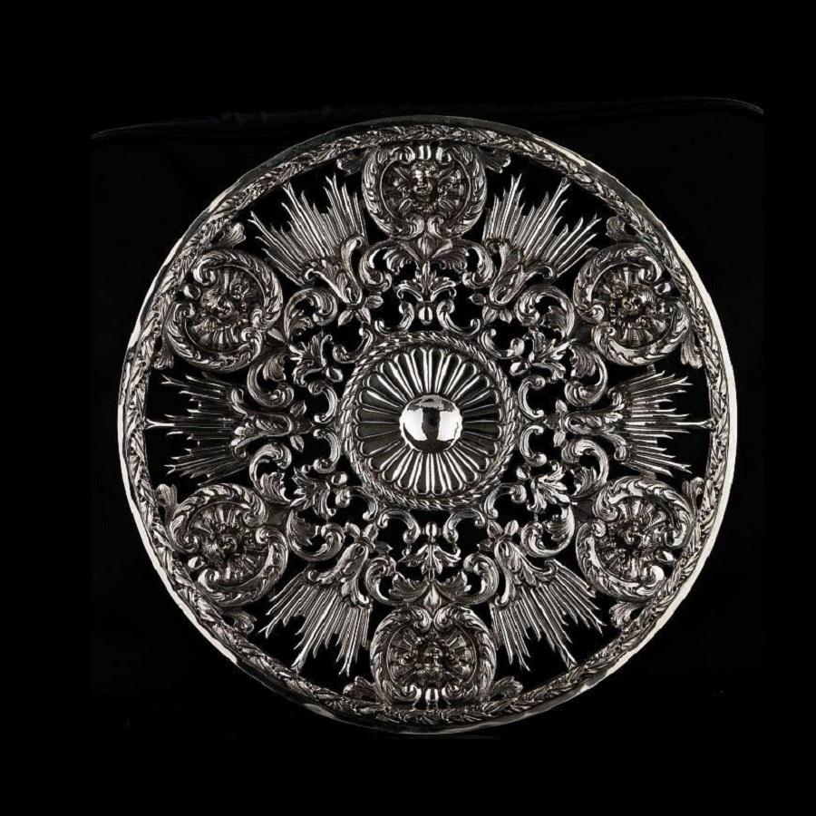 Aureola in argento art. 901-A