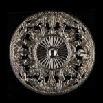 Aureola in argento art. 903