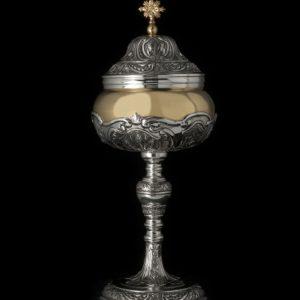 Pisside in argento art. 219