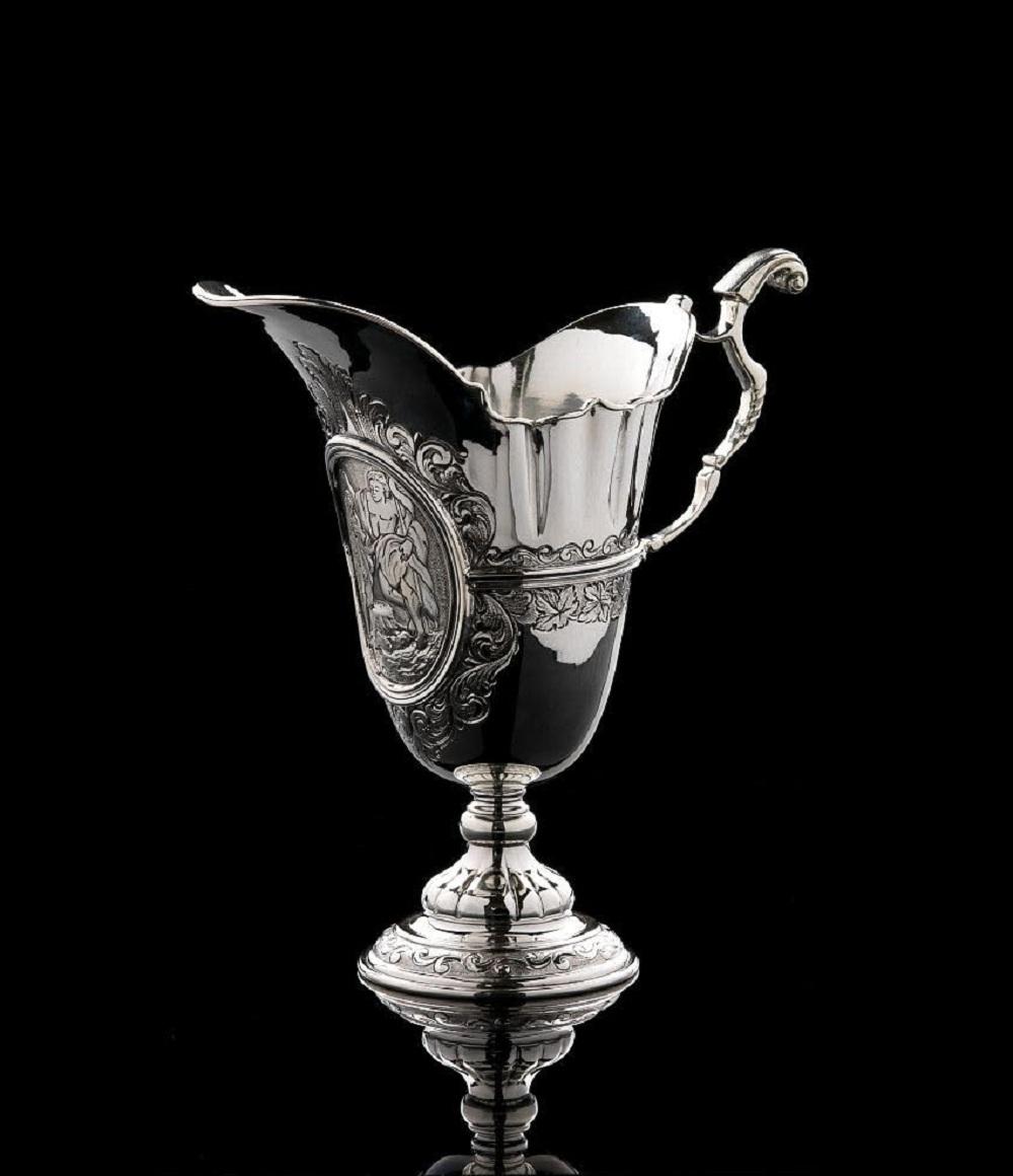 Brocca in argento art. 60