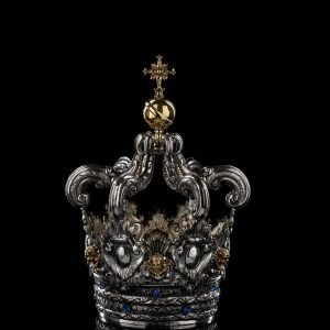 Silver Imperial Crown art. 33
