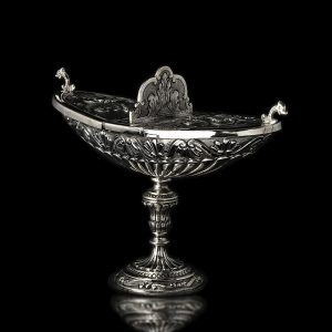 Navetta in argento art. 401